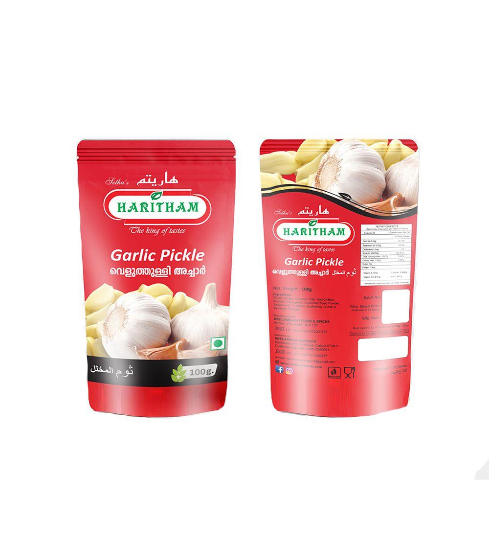 garlic  100g
