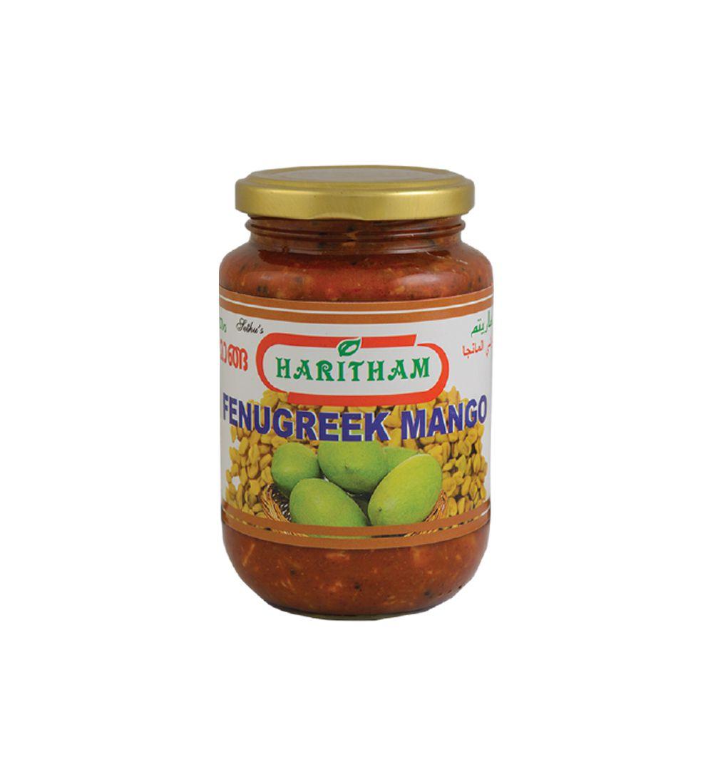 Fenugreek mango 400g