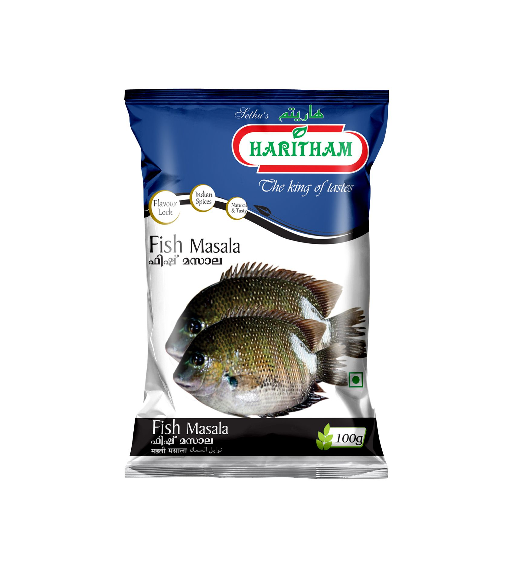 FISH MASALA 100GM
